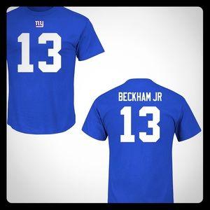 Odell Beckham jr shirt used